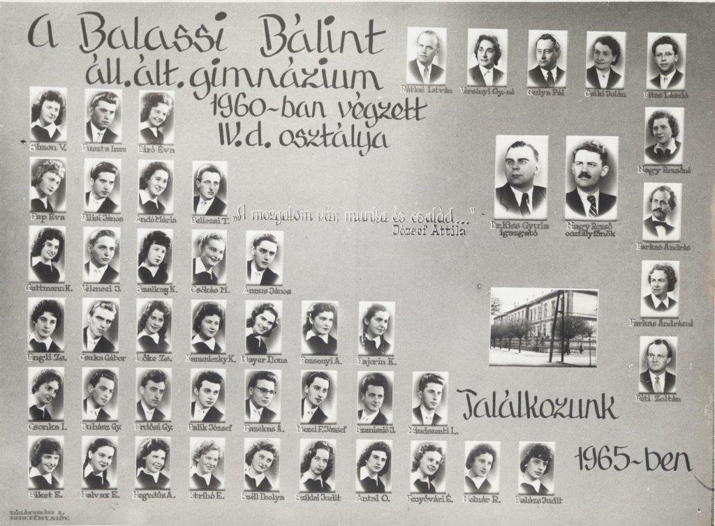 1960 - IV.d