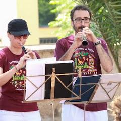 Concert fi de curs gralles i tabals i inauguració del bar 27-06-2015