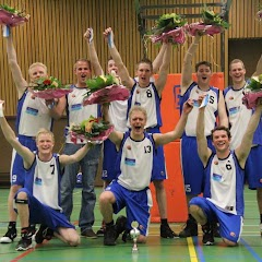 Heren 1 Arrows kampioen