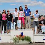 Podium des championnats de France handi 2015 @ Vichy