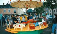 Inauguration 83 Le Manège à Pédales de Victor 1995 Cossé