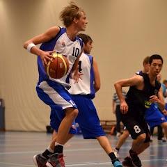 Oefenwedstrijd 6 september Heren 1 vs. Penta 1