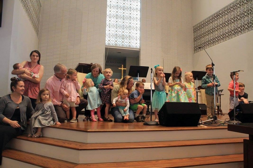 Preschool Sunday 2017