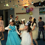 New Year party, 2014-2015