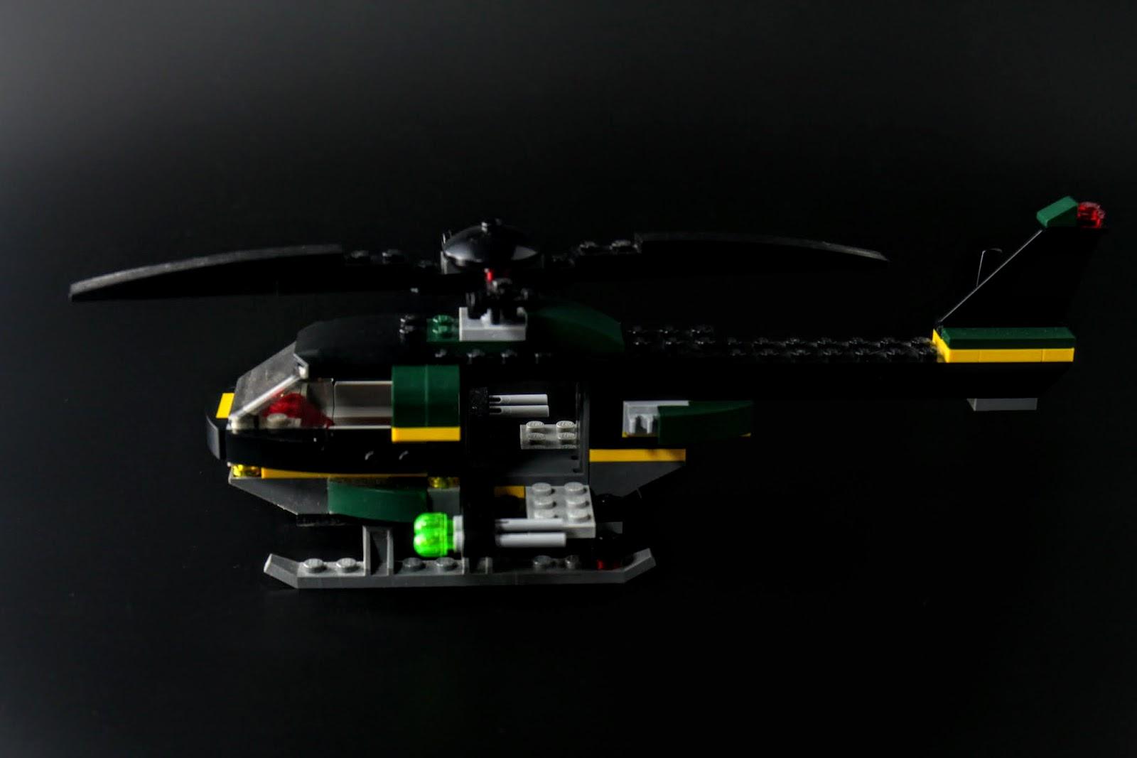 這直升機造型蠻不錯的