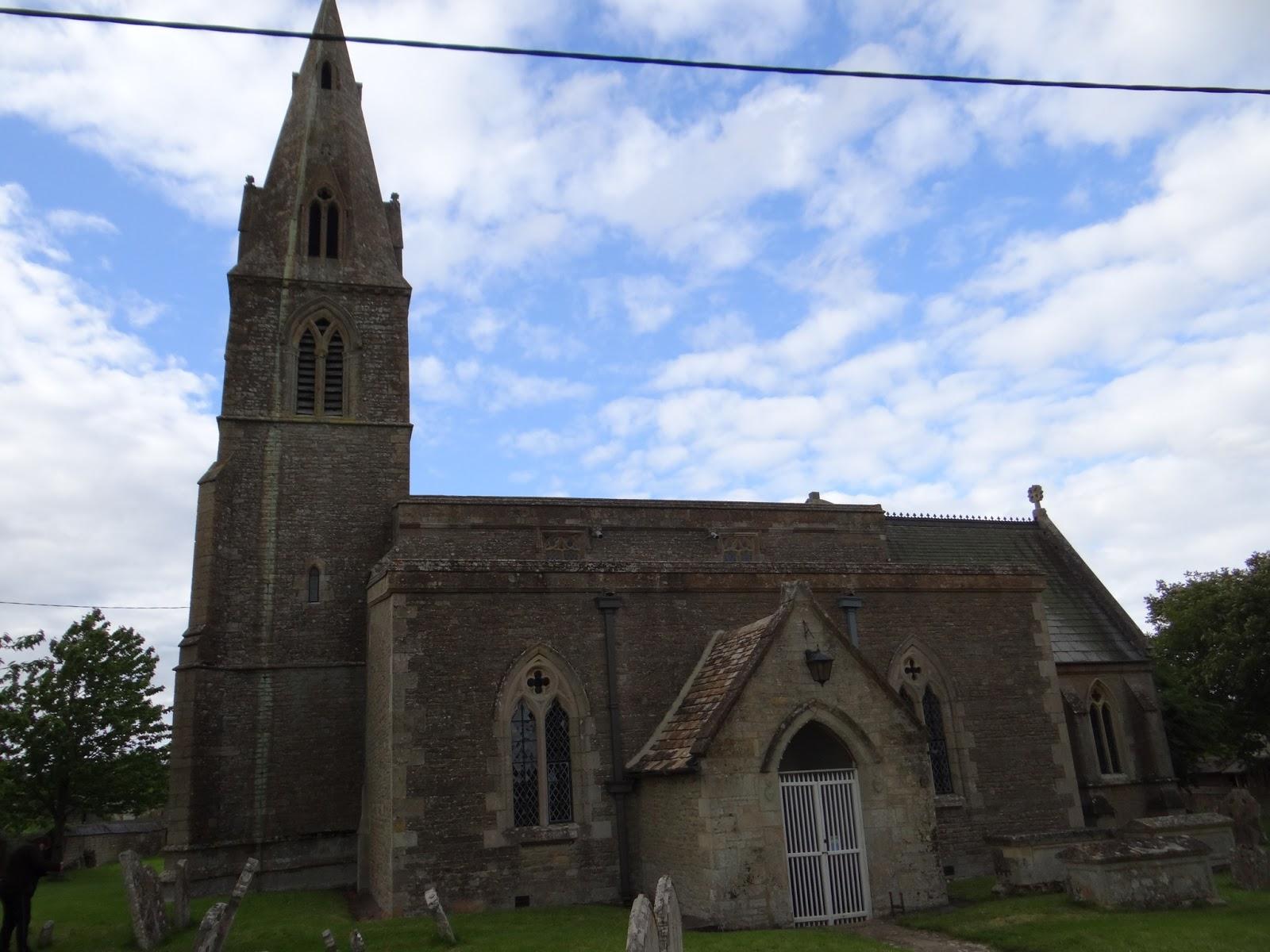 Pilton Church