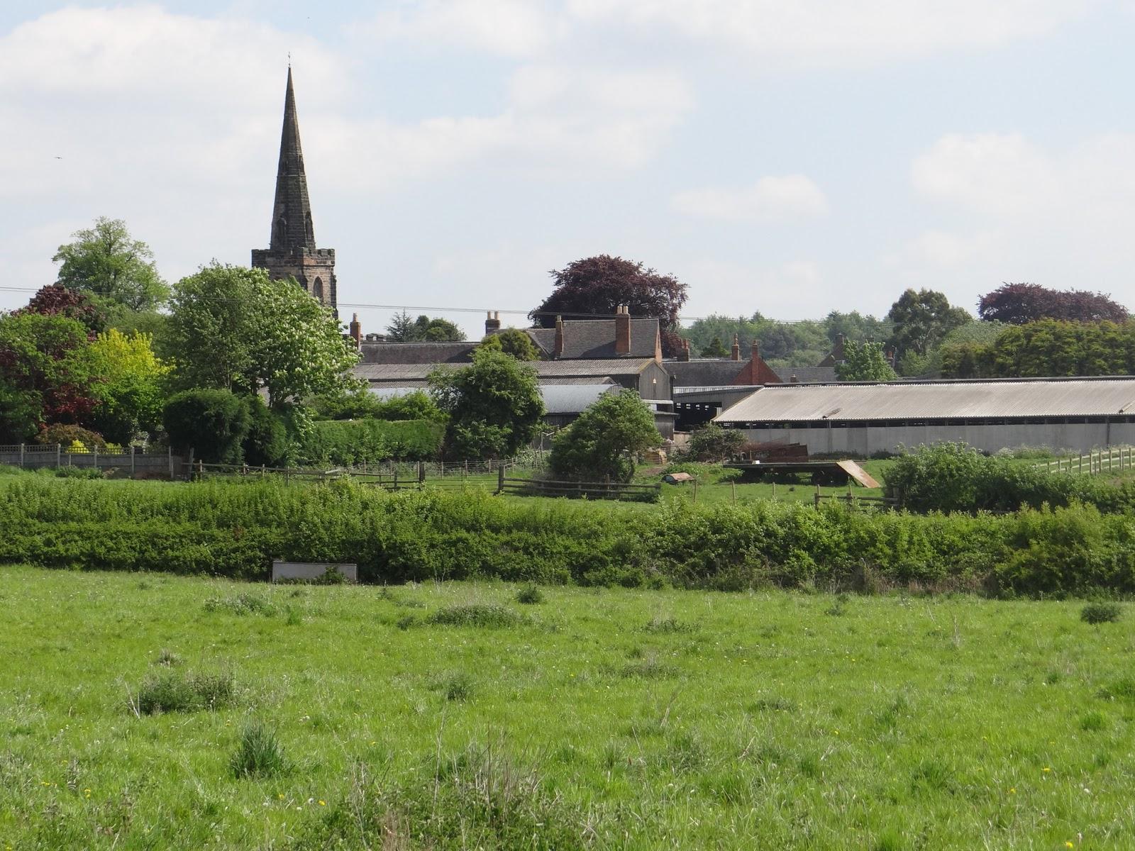 Newton Regis Church