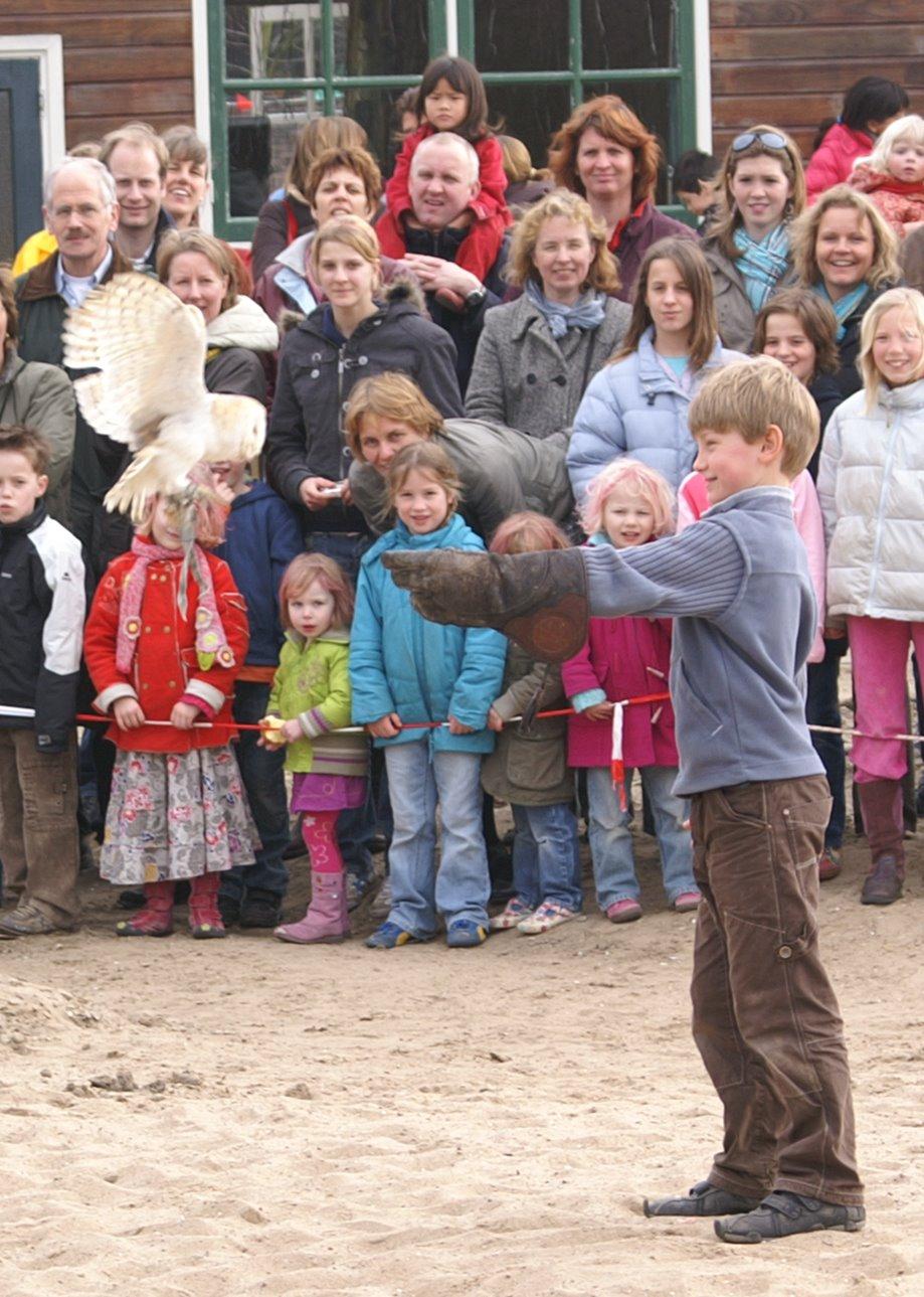 Opening Speeltuin en Roofvogelshow 17 maart 2007 - Nr_039