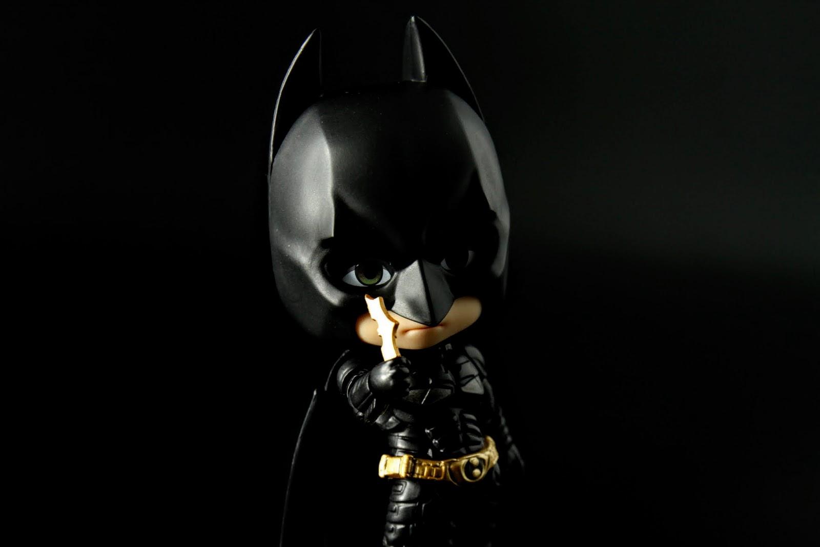 最後當然~畢竟是蝙蝠俠