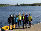 At the pier at Lairg