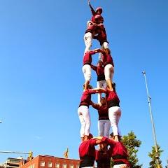 """Actuació """"V"""" a Barcelona"""
