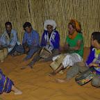 Berber darboukas in Sahara