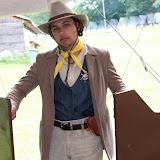 Sheriff Ray Pigtail Goodman