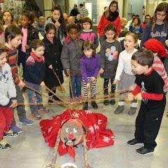 Nadales i Tronc de nadal al local  20-12-14
