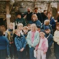 1987 Gruppengründung und Fest