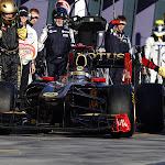 Nick Heidfeld, Lotus Renault, R31
