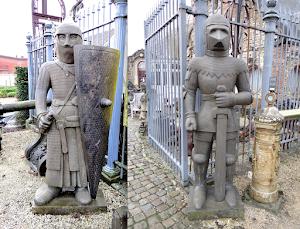 Мраморные скульптуры 20-й век.