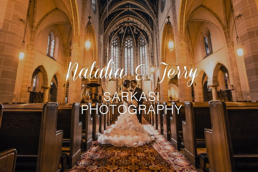 Natalia & Jerry photographed by Sam Sarkis Photography