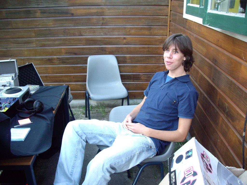 Kampeerweekend  23,24 juni 2006 - kwk2006 049