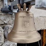 Sveti Ilija - Biokovo - postavljanje zvona