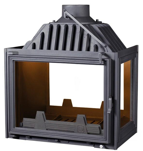PANTHERM 62 2+1 DESNI lateral dim. 620x500 promjer dimovodne cijevi: fi150/fi200 težina ložišta:125 kg