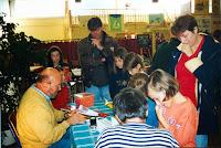 Fête du Livre 08 Michel Amelin 1999 Cossé