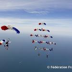 Tentative de Grande Formation avec les Suedois, USA et Français (2014)