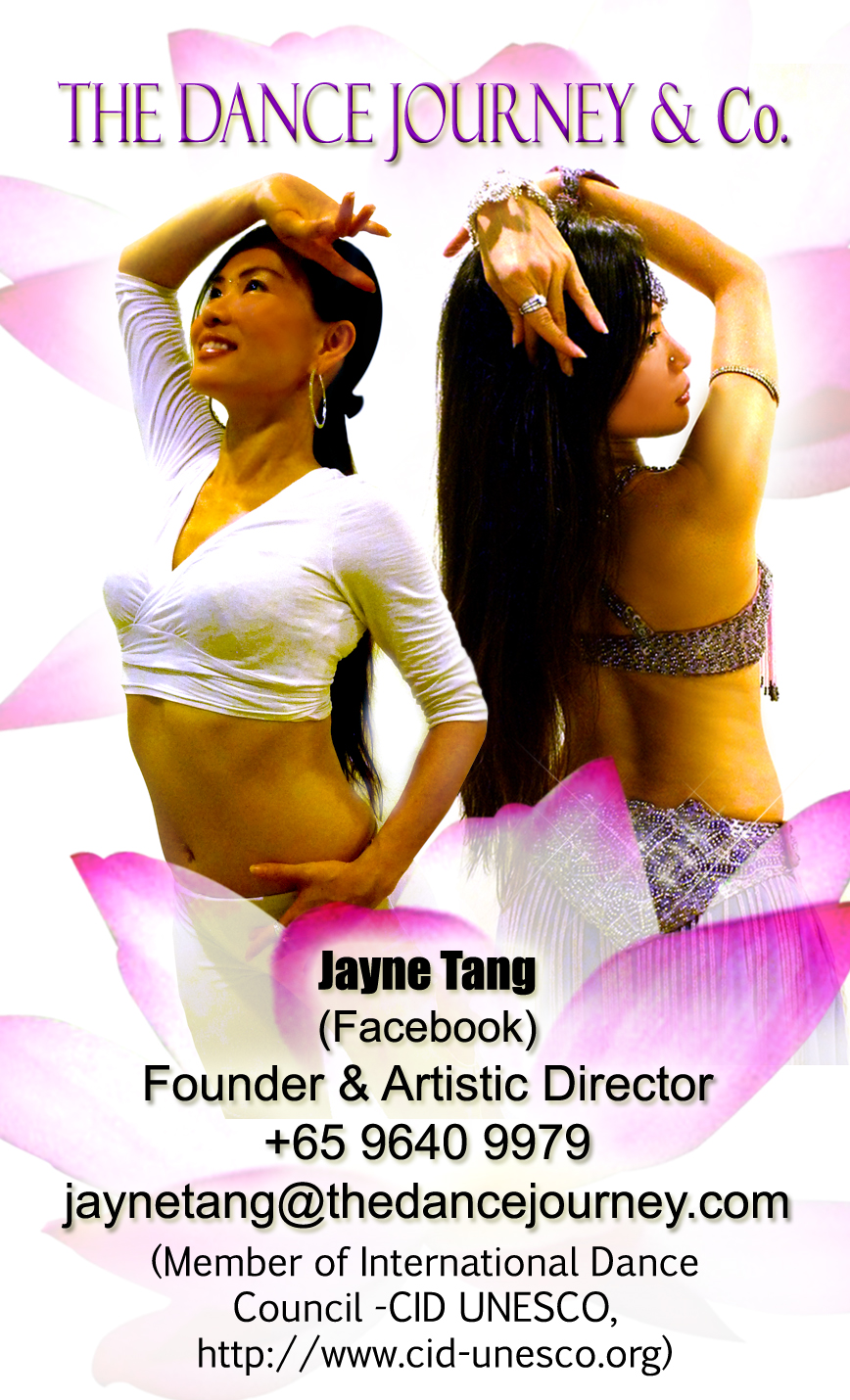 Travel, Dance, Love & Light Experience - Apr' 2011 - in Hong Kong