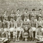 Crescent College Senior Cup Team 1945-46