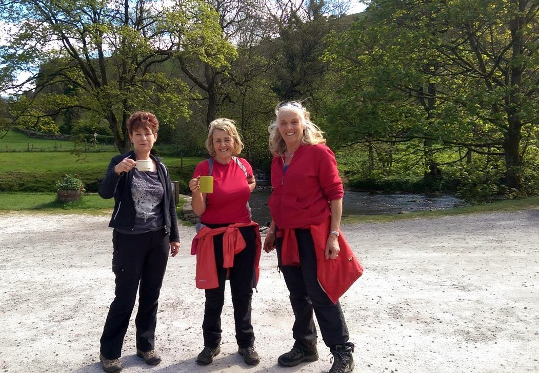 Leaden Boot Test Walk 12-13 May 2015