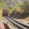Railway track near sunrise villa shimla