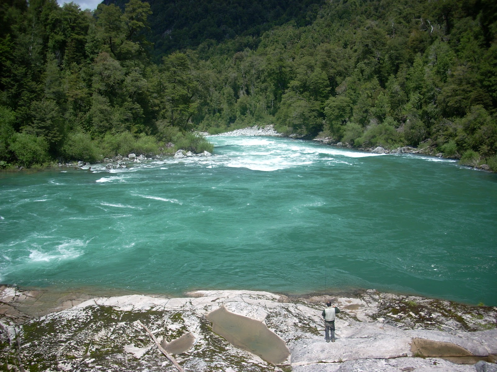 Its a big river - note the fisherman