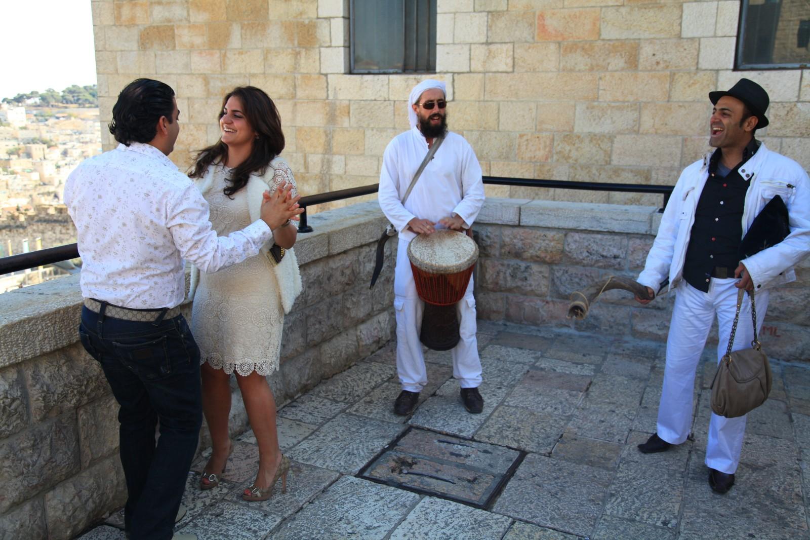 Arabic wedding?