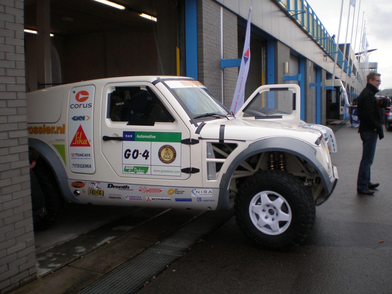 Nog meer zicht op Go-4 Dakar