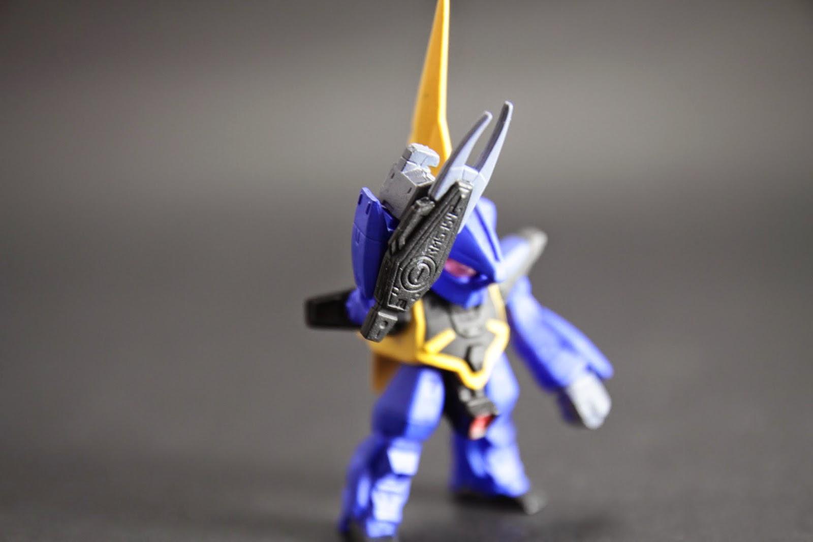 武器非常有趣 大概是魚叉~(笑)