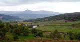 Strath Brora, Beinn Smeorail in the background