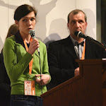 27.02.2016 – mówiliśmy o działaniach ewangelizacyjnych naszej Diakonii na Kongregacji