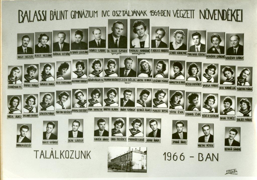 1961 - IV.c