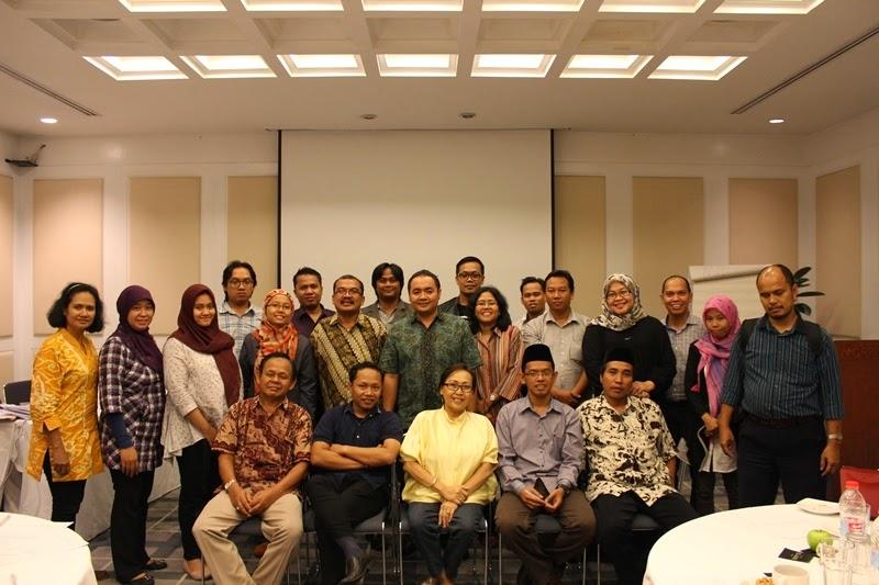 Checklist Tailoring Workshop Jakarta 17 June 2014