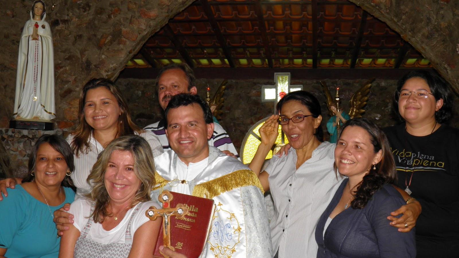 Fotos do Retiro de Carnaval e do II Cerco de Jericó 2012 da MEL de Deus.