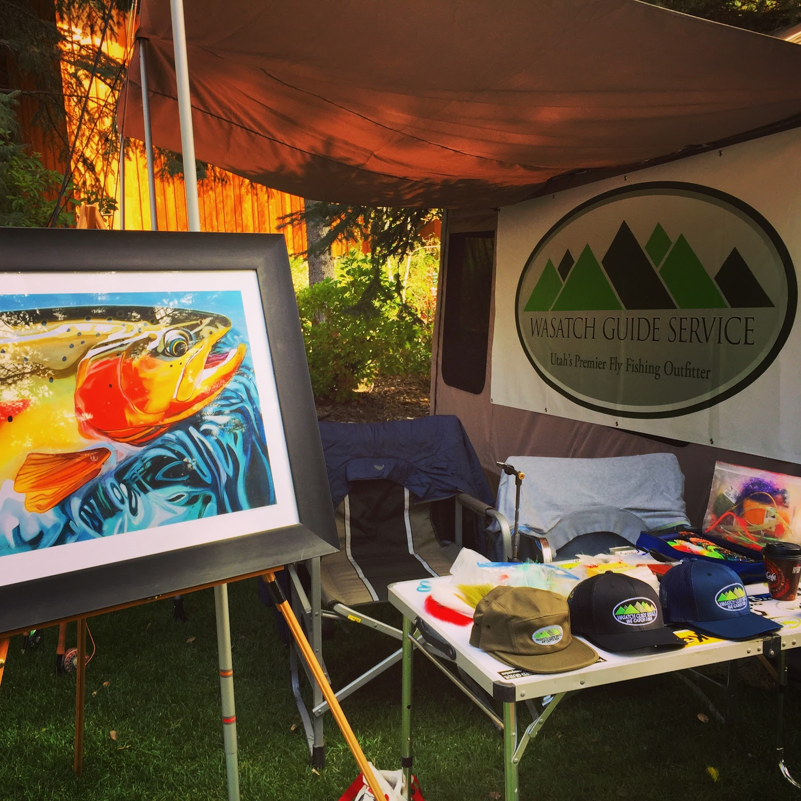 Sundance Resort - Fly Fishing Fest