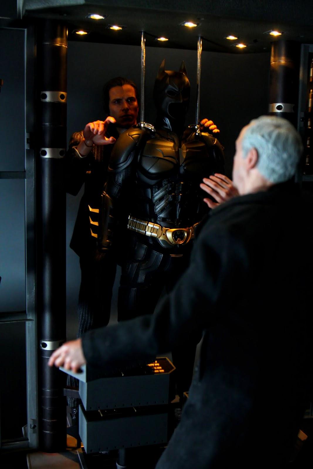 """""""阿福~我想看你穿蝙蝠裝"""" """"少爺~這~這麼超展開我受不了啊!"""""""