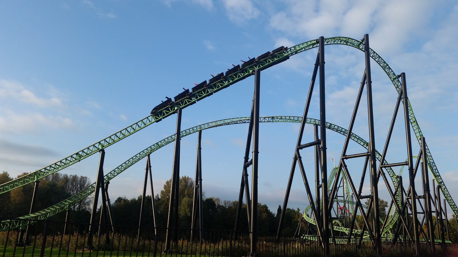 Goliath in Walibi