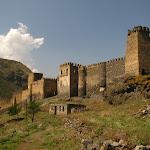 Zřícenina pevnosti Chertvisi