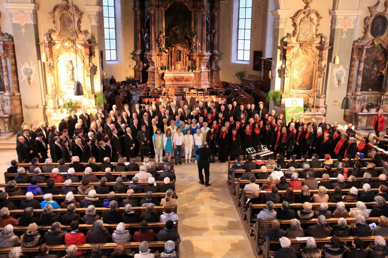 Bregenz Singt, Benefizkonzert