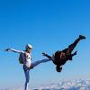 Équipe de France de Freefly Airwax, photo S. Chambet