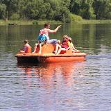 Mladší (3) - na loďkách