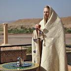 Morning tea in the desert