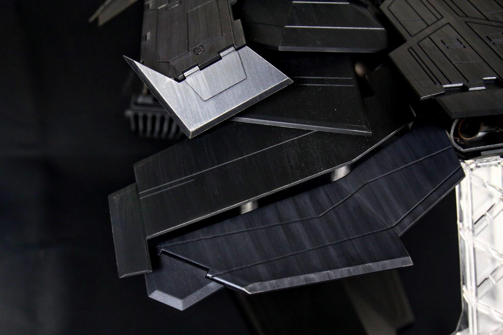 可動處都是機翼的擾流板