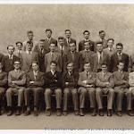 1957_Leaving cert class